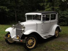 1930 Ford Model A...Brought to you by Agents of #CarInsurance at #HouseofinsuranceEugene