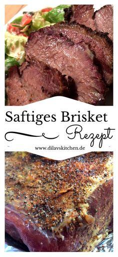Wer ein perfektes Brisket auf dem Grill oder dem Smoker zubereiten kann, kann sich zu Recht zur Königsklasse unter den Grillern zählen. Hol dir jetzt das Rezept für saftiges Brisket auf www.dilavskitchen.de