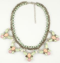 pastel necklace http://www.totemshop.in.ua/collection/kolie