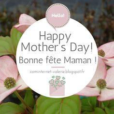 Happy Mother's Day!   BONNE FETE MAMAN ! ... #Art #Artiste