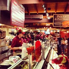 Foto tomada en Earl of Sandwich  por David P. el 6/2/2012