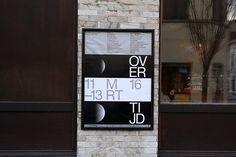 Bold, minimal-leaning graphic design from hot new studio Vrints-Kolsteren