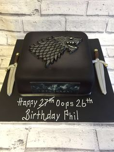Game of Thrones cake More