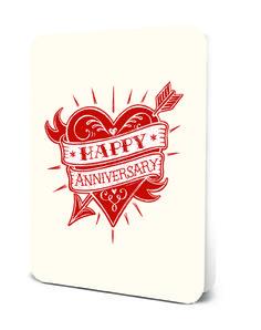 Deluxe Card Set- Happy Anniversary