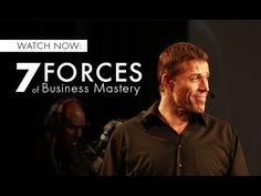 Tony Robbins | Business Roadmap for Long-Lasting Success