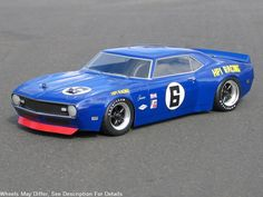 Traxxas slash 2wd proline chevy c10 1972 body just like my