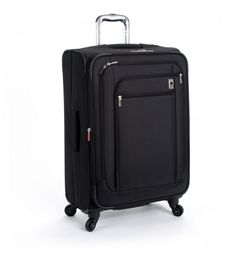 Delsey Helium Sky 25in Expandable Spinner Suiter Trolley