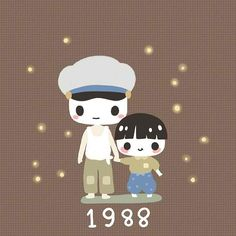 """Grave Of Fireflies, such an amazing but sad movie :""""("""