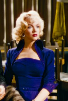 MM♥ Gentleman prefer Blondes