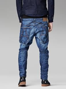 A-CROTCH TAPERED