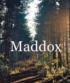 Maddox, baby names, unique names, male names, strong names, baby boy names, M names, names that start with M