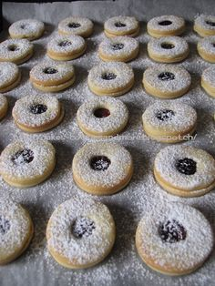 Cakes, Cookies and more: Spitzbuben Rezept