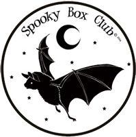 Spooky Box Club Logo