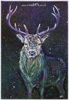 Spirit Animals - The Deer