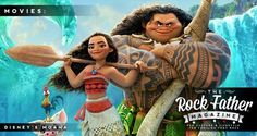 """""""The Way to Moana"""" - New Featurette and Clip from Disney's Latest Animated Epic... via @therockfather"""