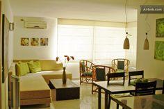 Nice flat in Cartagena de Indias in Cartagena De Indias (Distrito Turístico Y Cultural)