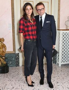 Searching for the Perfect Plaid Shirt, Inspired by Vogue Paris' Capucine Safyurtlu