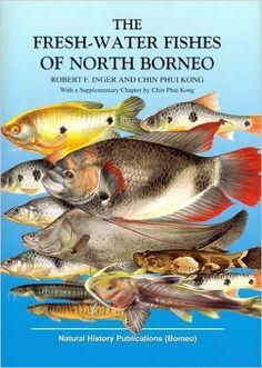 Fresh-water Fishes of North Borneo: Inger & Chin 2002