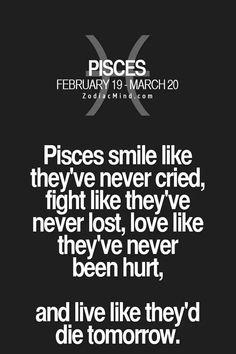 - Pisces