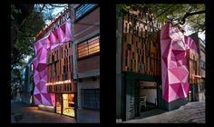 Hostal la buena vida, Mexico City, by ARCO Architectura Contemporanea