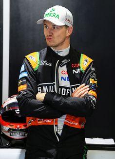 Nico Hulkenberg, 2015