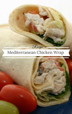 The Chew crew invited teen contestant Isabel to make her Mediterranean Chicken Wrap recipe with Jalapeno Cilantro Hummus. http://www.foodus.com/the-chew-mediterranean-chicken-wrap-recipe/