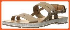Miz Mooz Women's Maribel Platform Sandal, Beige, 39 EU/8.5 M US - Sandals for women (*Amazon Partner-Link)