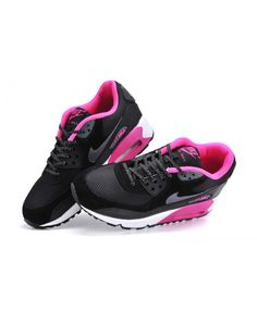 a9a1aee46077e Discount Nike Air Max 90 Womens Pink Fashion Shoes K-1081