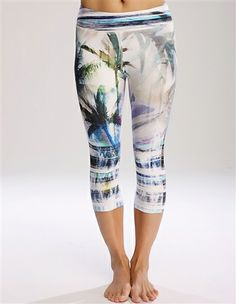 Love the New Rese Palm Leggings! Come get a pair at Love Tennis! #LoveTennisDallas