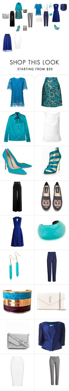 """Jkm"" by vsegdakrasotka on Polyvore featuring мода, ADAM, Dolce&Gabbana, Tom Ford, Gianvito Rossi, Carvela, RED Valentino, Kenzo, Preen и Alexis Bittar"