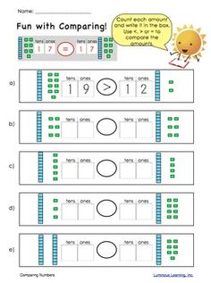 Worksheets Making Math Worksheets worksheets math and grade 1 maths on pinterest making visual luminous learning teacherspayteachers com