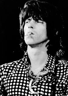 Keith Richards- Flaming Stairway ☾