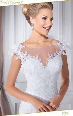 Jolie #vestidosdenoiva #noiva #vestidodenoiva #bride #wedding #casamento #weddingdress #weddingdresses #bridaldress