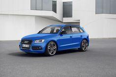 Audi introduces 340 bhp SQ5 TDI plus