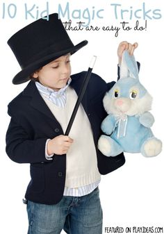 a little practice, your kid will be a mini Houdini in no time with these easy magic tricks for kids.With a little practice, your kid will be a mini Houdini in no time with these easy magic tricks for kids. Craft Activities For Kids, Games For Kids, Diy For Kids, Cool Kids, Kid Crafts, Preschool Activities, How To Do Magic, Magic Tricks For Kids, Magic Kids