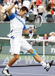 Deconstructing Djokovic!! One of my favorite players ever!