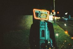 """thelovejournals: """" graphigeek: """" Photographs and Neon Signs by Louis Dazy Louis Dazy is a Melbourne based photographer who composes breathtaking scenes of the city, it's people and street signs. Keep reading """" """""""