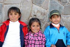 Children of Cusco, Peru.