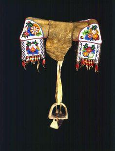 Chippewa Metis Pad Saddle