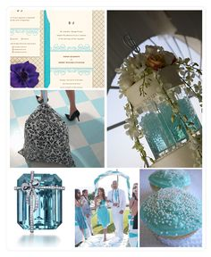 TIFFANY COLORED CANDY | ... color scheme with blue candy . Deep, tiffany , navy, or pastel . we've