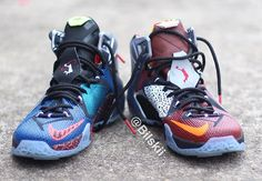 What The LeBron 12 - Latest Update | SneakerNews.com