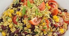 Super Food Mexican Quinoa Salad