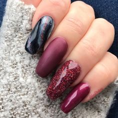 """128 Likes, 2 Comments - @nonaphilippa on Instagram: """"Been dying to do some Autumn nails I used @magpie_beauty Magpie Gel Colours MELTDOWN MARGARET and…"""""""