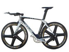 Rafael Farnezi Triathlon: Bikes RTS