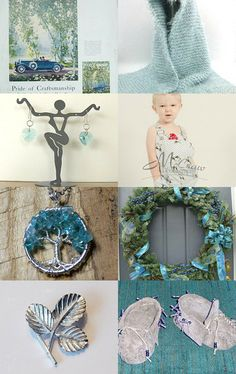 Spring collection by Tronell on Etsy--Pinned with TreasuryPin.com