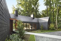 88e02a4f8b95 After a Fire, a Maryland Couple Turn to Charred Wood to Rebuild Their House  #