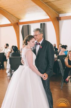 Father and Daugher wedding dance Eternal Sight Photography