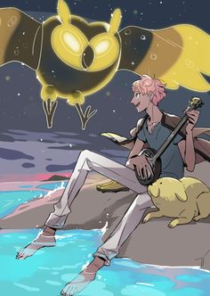 Adventure Time- Prismo human version #Cartoon