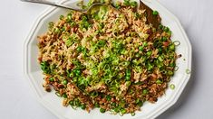 You can now make the famous dirty rice from Commander's Palace in New Orleans at home. Bring your own Mardi Gras beads. (I would have to replace the chicken livers) Pea Recipes, Cooking Recipes, Coffe Recipes, Donut Recipes, What's Cooking, Veggie Recipes, Vegetarian Recipes, Healthy Recipes, New Orleans Recipes