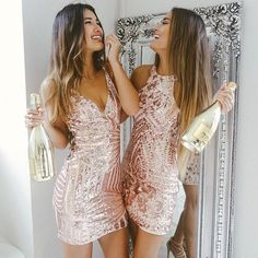 Pop those bottles baby it's Christmas! Tag your bestie! BTW we're on sale as of today! Shop 30-50% off baby!  www.showpo.com #iloveshowpo